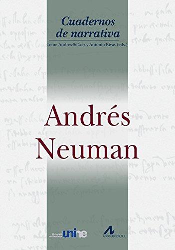 9788476358948: Andres Neuman (Cuadernos de narrativa)