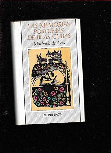 9788476390108: MEMORIAS POSTUMAS DE BLAS CUBAS