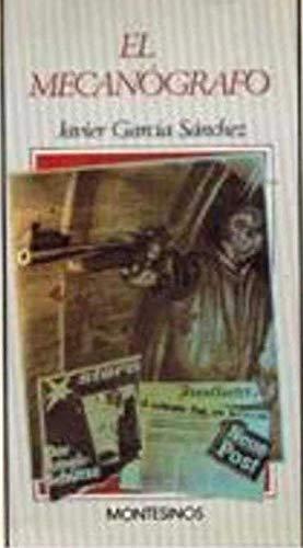 El mecanografo (Visio Tundali/Contemporaneos) (Spanish Edition): Garcia Sanchez, Javier