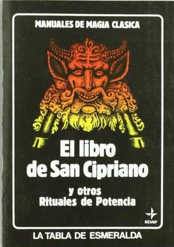 9788476401705: Libro de San Cipriano/ Book of St. Cyprian