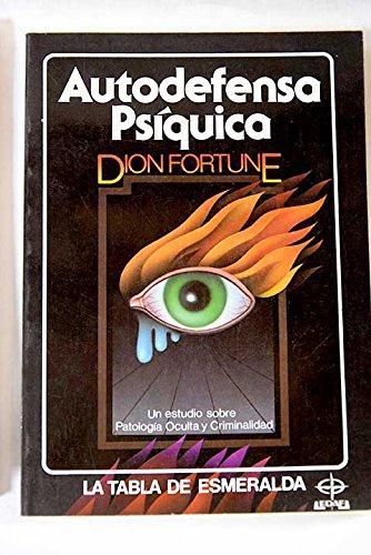 9788476401842: Autodefensa psiquica