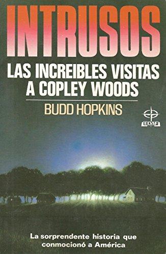 9788476402344: Intrusos: los increibles visitantes de Copley Woods