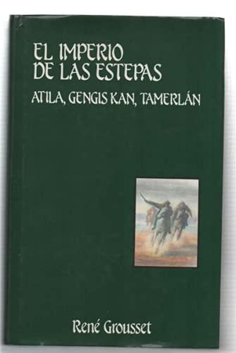 9788476404980: Imperio de Las Estepas, El (Spanish Edition)