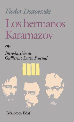 9788476405093: Los hermanos karamazov