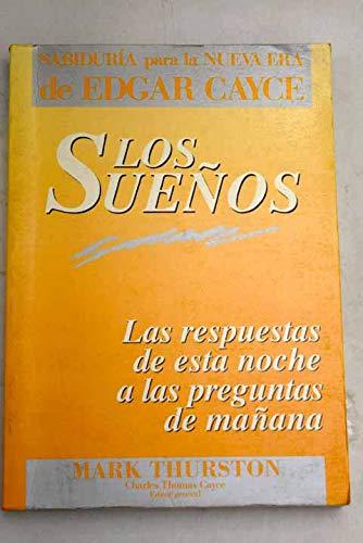 LOS SUEÑOS. Las respuestas de esta noche: MARK THURSTON