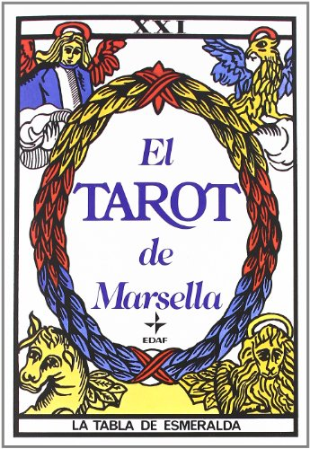 9788476405765: El Tarot de Marsella (Spanish Edition)