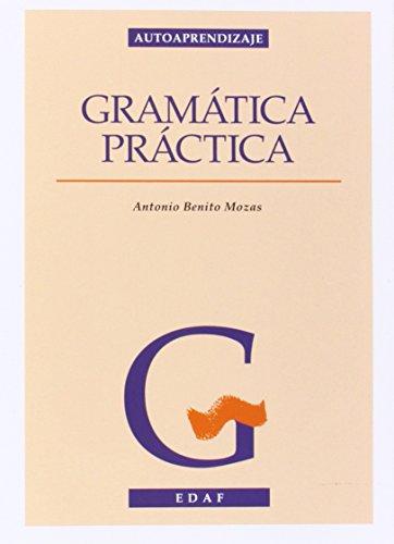 9788476405963: Gramática práctica