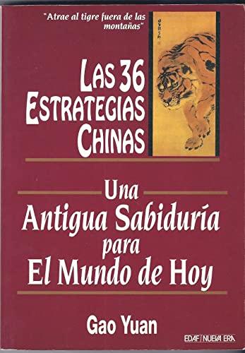 Las treinta y seis estrategias de la antigua China :: n/a