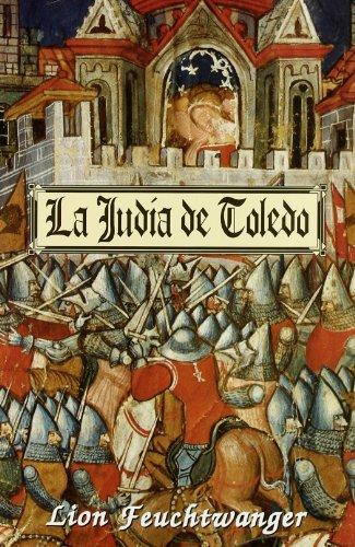 9788476406427: La judía de Toledo