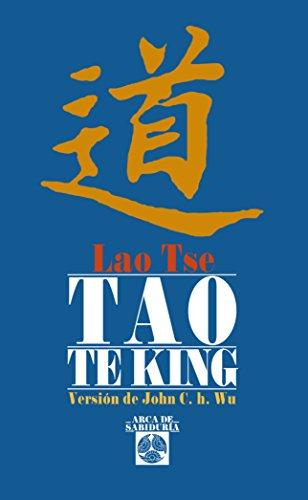 9788476406540: Tao te king