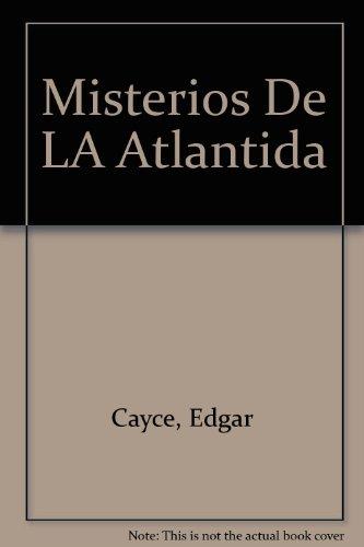 9788476406656: Misterios de la atlantida (Nueva Era (edaf))