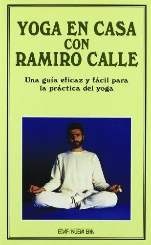 9788476408063: Yoga en la casa con Ramiro Calle
