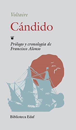 9788476408339: Candido (Biblioteca Edaf)