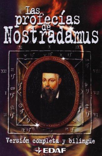 9788476408926: Profecias De Nostradamus: 156 (Tabla de Esmeralda)