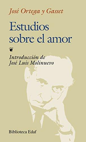 Estudios Sobre el Amor: Molinuevo, Jose Luis