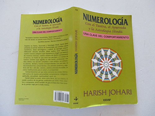 9788476409725: Numerologia
