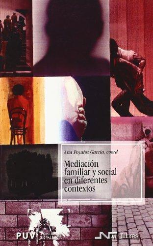 9788476426968: Mediación Familiar Y Social En Diferentes Contextos (Trabajo social)