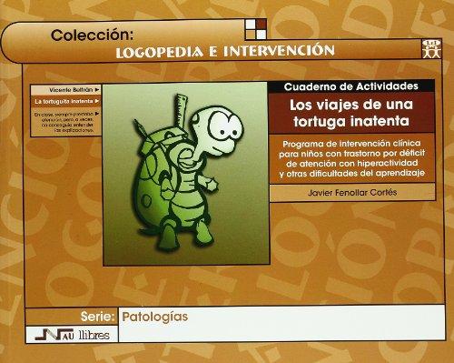 9788476427804: Los viajes de una tortuga inatenta. Cuaderno de actividades