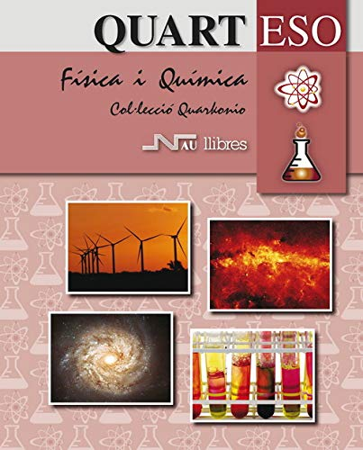 9788476428009: Física i química. 4 ESO (Quarkonio ESO) - 9788476428009