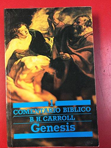 9788476451106: Genesis (comentario a toda la biblia; t.1)