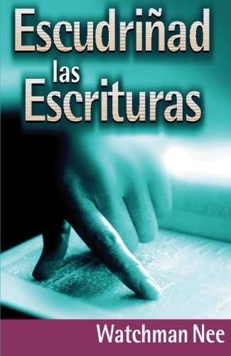 9788476452899: Escudriñad las Escrituras (Spanish Edition)