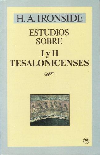 9788476452929: Estudios Sobre I y II Tesalonicenses