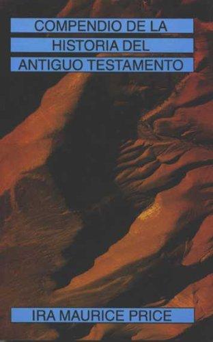 9788476454251: Compendio De La Historia Del Antiguo Testamento