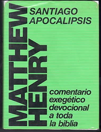 9788476455043: Comentario exegetico devocional...la biblia : Santiago a apocalipsis