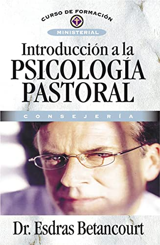 9788476457856: Introducción a la psicología pastoral: Consejería (Spanish Edition)