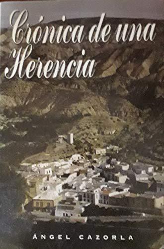 9788476459799: Cronica de una herencia