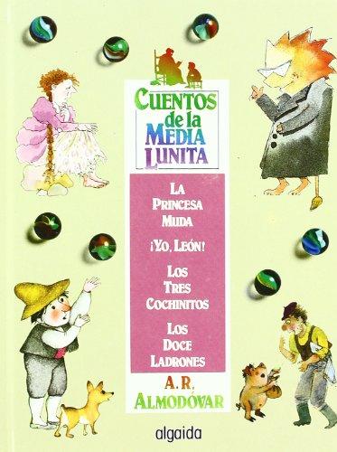 9788476470411: Cuentos de la media lunita volumen 2: Volumen II (del 5 al 8) (Infantil - Juvenil - Cuentos De La Media Lunita - Volúmenes En Cartoné)