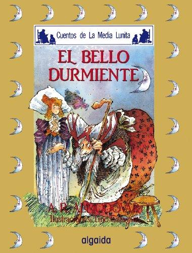 9788476470954: Media lunita nº 34. El bello durmiente (Infantil - Juvenil - Cuentos De La Media Lunita - Edición En Rústica)