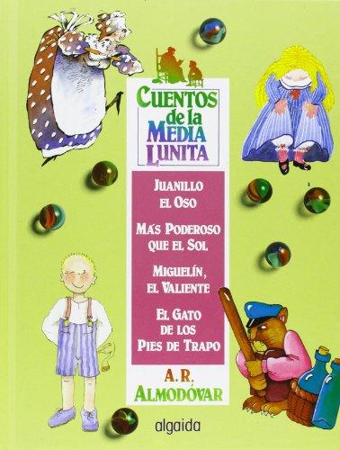 9788476471012: Cuentos de la media lunita volumen 7: Volumen VII (del 25 al 28) (Infantil - Juvenil - Cuentos De La Media Lunita - Volúmenes En Cartoné)