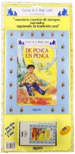 9788476474365: De penca en penca -Cuentos De La Media Lunita (Infantil - Juvenil - Cuentos De La Media Lunita - Cuento Y Cassette)
