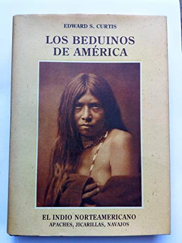 9788476510988: BEDUINOS DE AMERICA,LOS
