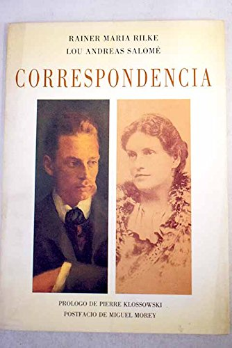9788476511565: Correspondencia - Rilke Salome (Spanish Edition)