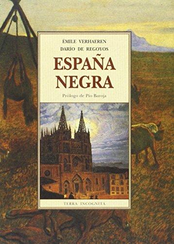 9788476512470: España negra