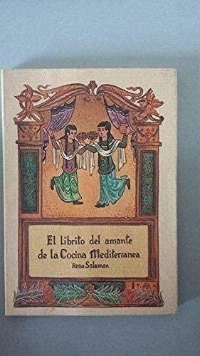 9788476512791: Librito del amante de la cocinamediterranea, el