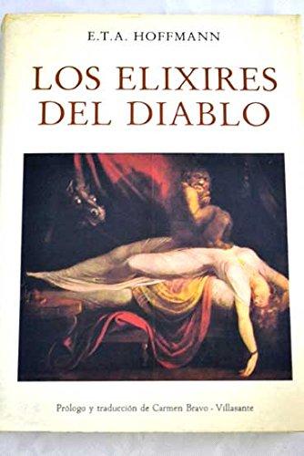 9788476512838: Los elixires del diablo