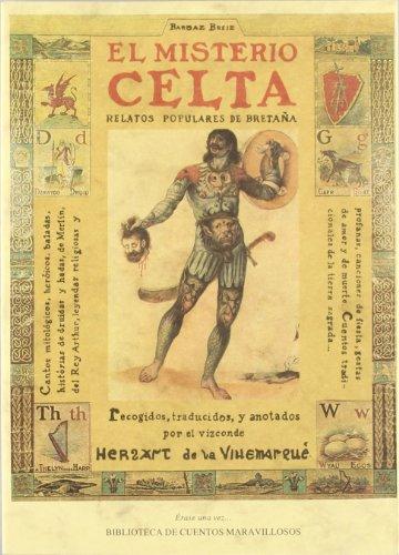 9788476513989: El misterio celta. relatos populares de bretaña