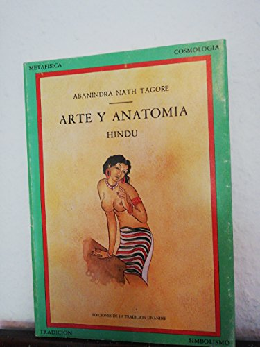 9788476514603: Arte y Anatomia Hindu