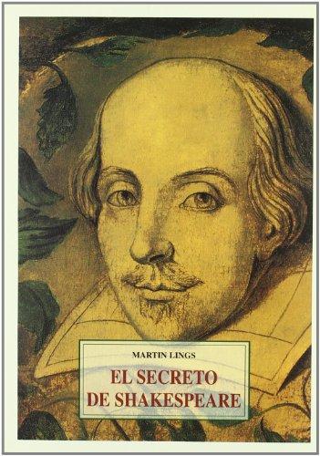 9788476514672: El secreto de Shakespeare