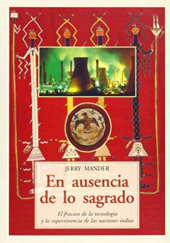 9788476516355: En Ausencia de Lo Sagrado (Spanish Edition)
