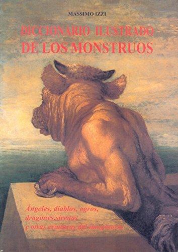 9788476518519: Diccionario Ilustrado de Los Monstruos (Spanish Edition)