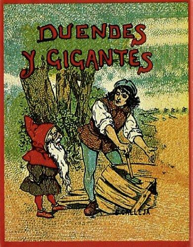 9788476519165: Duendes y gigantes (caja cuentos calleja)