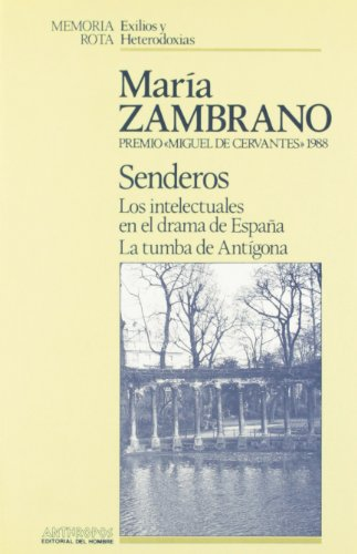 9788476580059: Senderos (Memoria rota) (Spanish Edition)