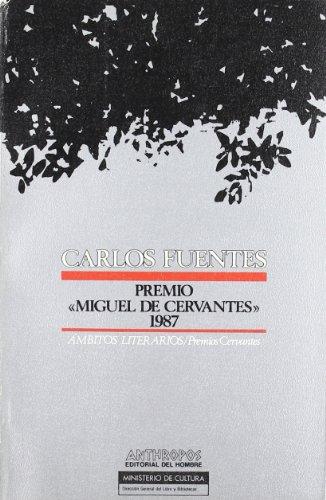 Carlos Fuentes: Premio de Literatura en Lengua
