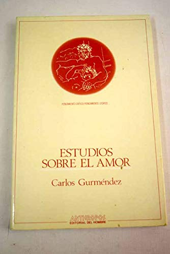 9788476582992: Estudios sobre el amor (Ipuin Samurrak)