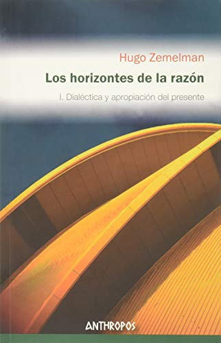 9788476583548: HORIZONTES DE LA RAZON VOL. 1, LOS (Spanish Edition)