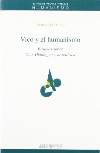 9788476585658: Vico Y El Humanismo